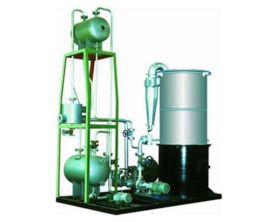 立式燃煤导热油炉